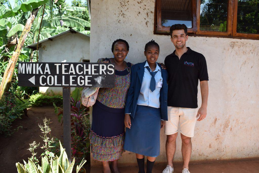 Mwika Teachers College Basti