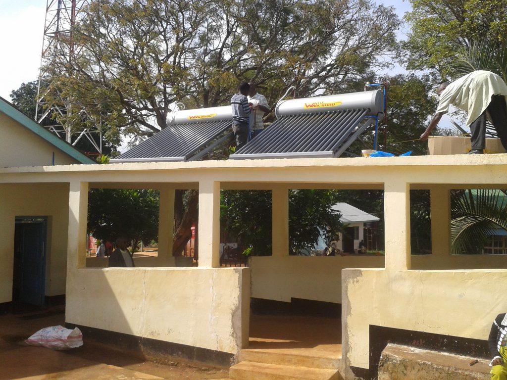 Solar water heater (4)